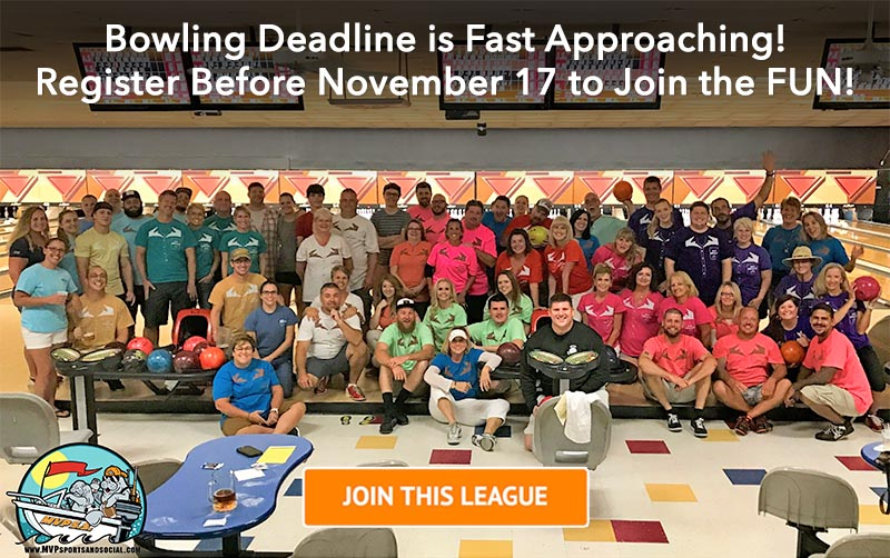 Winter 2017 Bowling League