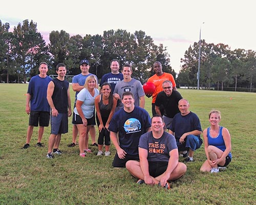 Open Kickball Night