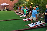 Cornhole League Photos