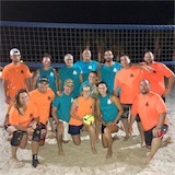 Volleyball League Photos