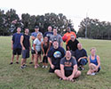 Kickball Kickoff Party