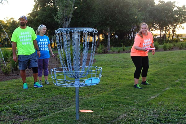 Disc Golf - Fall 2019 - Saturday's