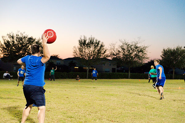 Kickball - Winter 2018 - Monday's