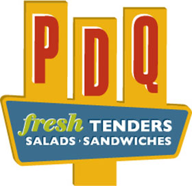 PDQ Fresh Tenders, Salads, Sandwiches